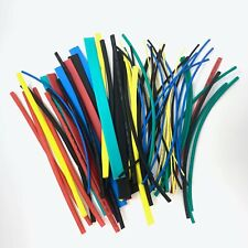 56pc Professional Heat Shrink Assortment Tubing Kit 12 Sizes Cable Wrap 225mm