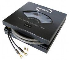 DYNAVOX JUEGO DE CABLES LS HIGH-END 2 x 3 m Cable de altavoz