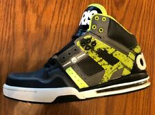0824409c52 OSIRIS Lime Green/Black Rucker Men's US Size 8.5 Lace Up Shoes NEVER WORN!