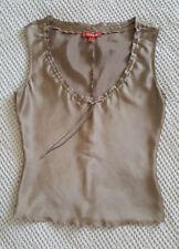 MEXX Size 8 - 10 * Short Sleeve Blouse * European Brand * GUC