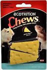 8In1 Pet Products Seop84002 Ecotrition Small Animal Cheesie Chews 1 Oz Cheese
