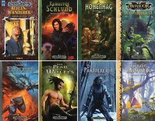 Bundle-8 x DAS SCHWARZE AUGE-DSA-Abenteuer & Fantasy Romane-neu-unbenutzt