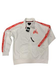 Jordan Mens Jumpman Classic Tricot Warmup Zip Jacket CK2180-100 MSRP $90 P14