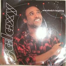 PHIL FEARON AND GALAXY - Everybody's Laughing  / (Instrumental) (Vinyl Single)