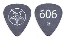 Foo Fighters Dave Grohl Star 606 Guitar Pick - 2004 One By One Tour