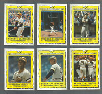 Roberto Clemente 2021 Topps Heritage The Great One Pittsburgh Pirates #GO-15