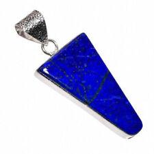 Colliers et pendentifs de pierre précieuse lapis lazuli