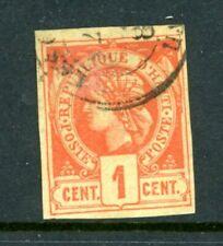 Haiti Scott # 1 - Used - CV=$5.50