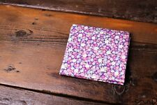 Handmade Pocket Square Floral 100% Cotton handkerchief Wedding Gift M Women Men
