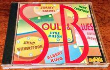 soul & blues cd