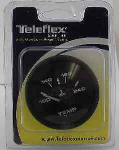 Teleflex 62729P Water Temp  Gauge IO/IB FogFree 11795