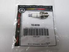 MTD,TROYBILT SPARK PLUG PART# 753-06193