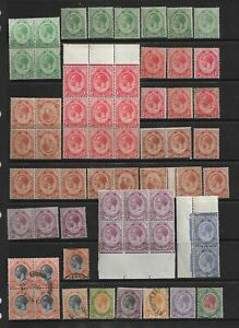 3 scans-Collection of mint & good used South Africa stamps.