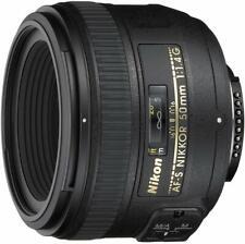 Refurbished Nikon Nikkor 50mm f/1.4G AFS Lens