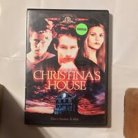 Christina's House (DVD, 2001)