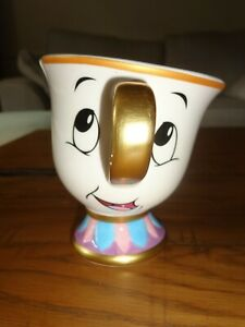 Disney Chip Cup Ceramic Original Chip Design Hot  Tea Coffee Mug  FAST DISPATCH