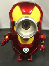 MARVEL DESPICABLE ME IRON MAN MINION PROMOTIONAL TOY