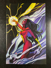 Spider-Woman 5 1:100 Peach Momoko Incentive Virgin Variant NM B1