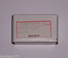 Sony 3-682-718-02 Shoe VF Slide 368271802 DXC-M3A New in Box