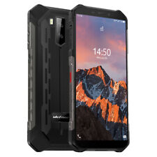 Unlocked Rugged Cell Phone Android 10 Octa Core 64Gb 4G Smartphone Waterproof