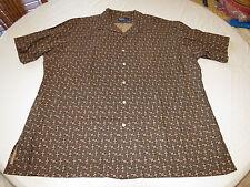 Polo by Ralph Lauren XL Caldwell short sleeve pocket cotton button up Shirt EUC@