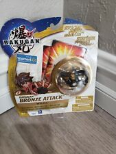 BAKUGAN BATTLE BRAWLERS New Vestroia Bronze Attack SUBTERRA WILDA 2009 EXCLUSIVE
