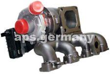 Turbolader FORD MONDEO III Stufenheck (B4Y) 2.0 TDCi
