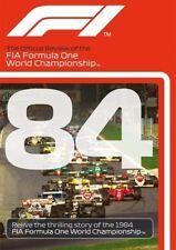 FORMULA ONE 1984 - F1 Season Review  - NIKI LAUDA - Grand Prix 1  - Reg Free DVD
