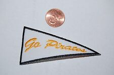 "Pittsburgh Pirates 3"" Patch Banner Pennant Baseball"
