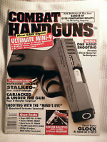 COMBAT HANDGUNS  MAGAZINE~ DEC 1996 ~ NEW S&W SIGMA ULTIMATE MINI-9