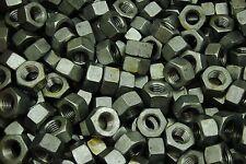 (75) A563 Heavy Hex Nuts 5/8-11 Hot Dip Galvanized Coarse Thread
