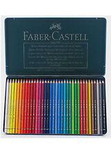 Faber Castell Polychromos Lápices 36 Color Tin.