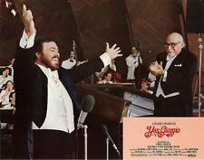 Yes Giorgio movie poster - Luciano Pavarotti movie poster # 1 - 11 x 14 inches
