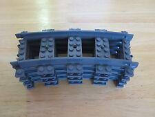 LEGO Train Curve Tracks 4 Pc. Set NEW 7938/7939/7897/7898/3677/10194/10219