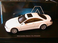 MERCEDES BENZ CL CLASS COUPE W216 WHITE 2006 AUTOART 56243 1/43 WEISS BLANCHE