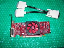 ATI FirePro 2270 Professional Scheda grafica 512 MB Dual Monitor + Cavo