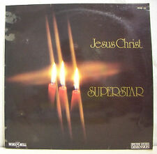 "33T JESUS CHRIST SUPERSTAR LP 12"" ROCK OPERA A. LLOYD WEBBER - WIND MILL 134"