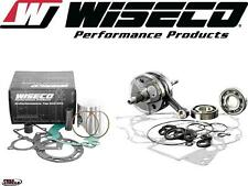 Wiseco Top & Bottom End Honda 1998,1999 CR 125 Engine Rebuild Kit Crank/Piston