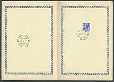 1969 ITALIA SIRACUSANA TURRITA 55 LIRE ANNULLO FDC - ED531