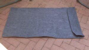 Table Leaf Storage Cover w/ Handle - 29 x 49 - Gray Felt