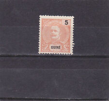 PORTUGUESE GUINEA D. CARLOS I 5 REIS (1898-01)
