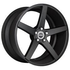 "Strada Perfetto 18x8 5x114.3/5x4.5"" +40mm Stealth Black Wheel Rim"