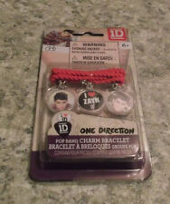 1D - ONE DIRECTION Collectible Charm bracelet with Zayn by Global - NIP