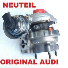 RICHTIG NEU ORIGINAL AUDI VW TURBOLADER A3 A4 A5 A6 Q5 2.0 TDI SEAT EXEO 2.0 TDI