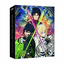Seraph of The End Series 1 DVD 2015 5053083071141 Miyu Irino Saori Haya.