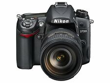 Nikon D7000/D7100 16.2 MP DSLR Camera with 18-55mm VR II Kit
