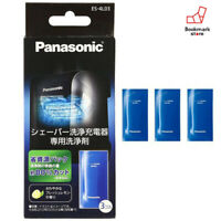 New PANASONIC Special Detergent for ES-LV95 Shaver Cleaning F/S from Japan