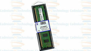 Kingston KVR13N9S6/2 ValueRAM 2GB (1x2GB) 1333MHz DDR3 Memory