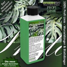 Philodendron-Dünger Baumfreund Monstera düngen NPK Pflanzen Dünger flüssig