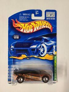 #345 lot/ (1) 2001 Hot Wheels TH Pontiac  ship/box/bubble